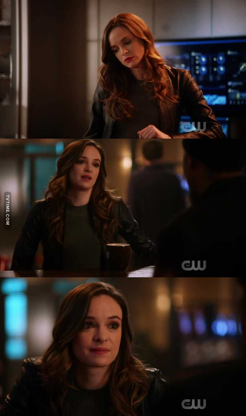 How can she become more and more beautiful in every episode ?