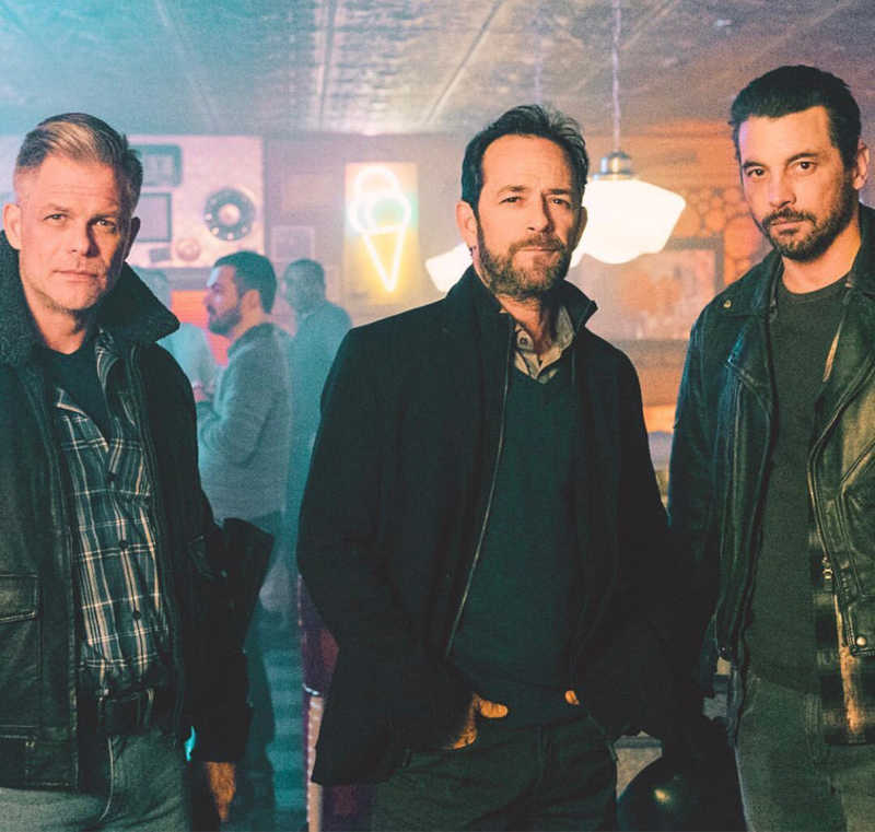The dads of Riverdale❤️ F.P Jones😍🔥