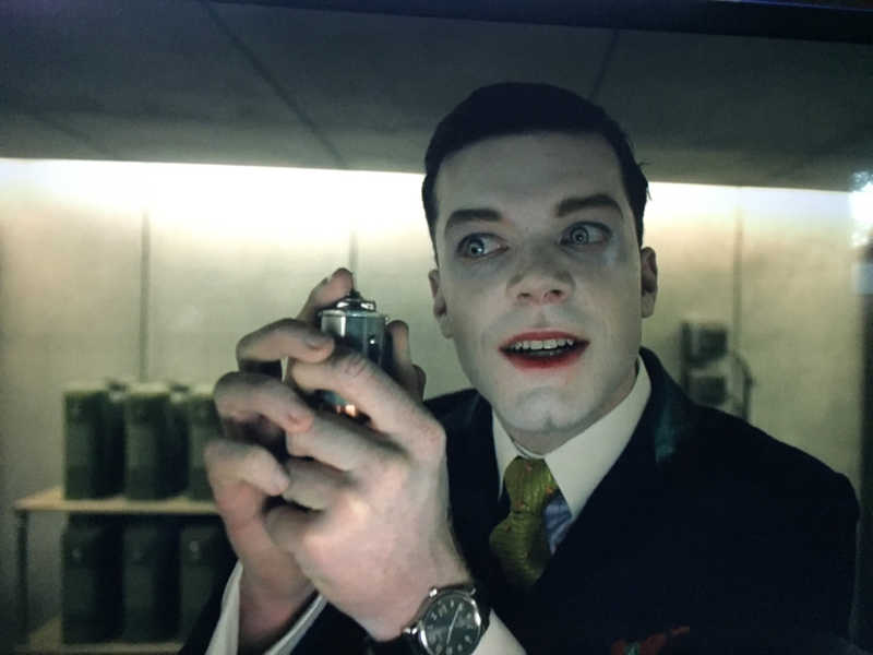 The new Joker. His acting gives me the chills.
