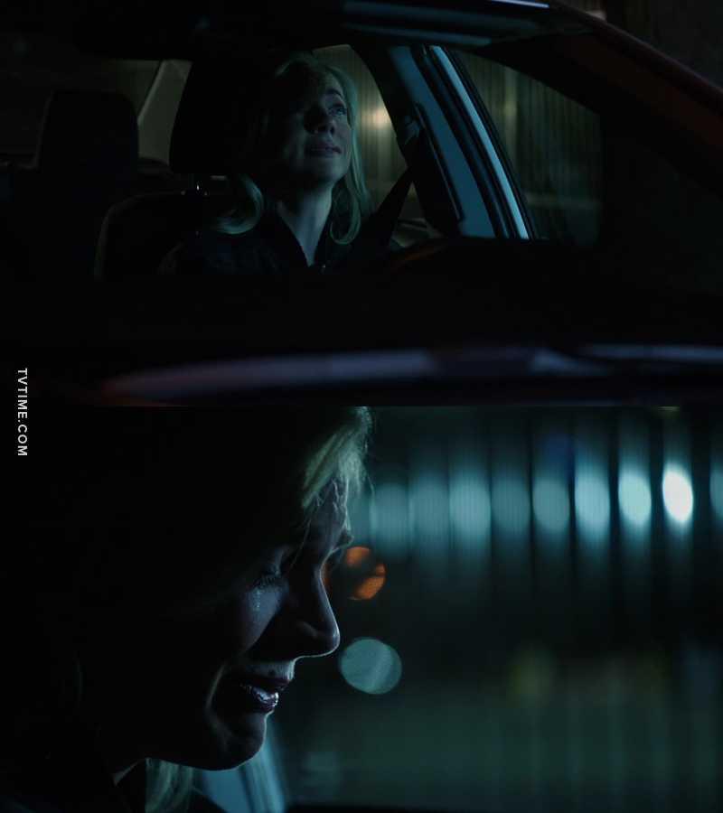 Oh Sylvie.. my poor baby.. This scene was heartbreaking. 💔💔💔