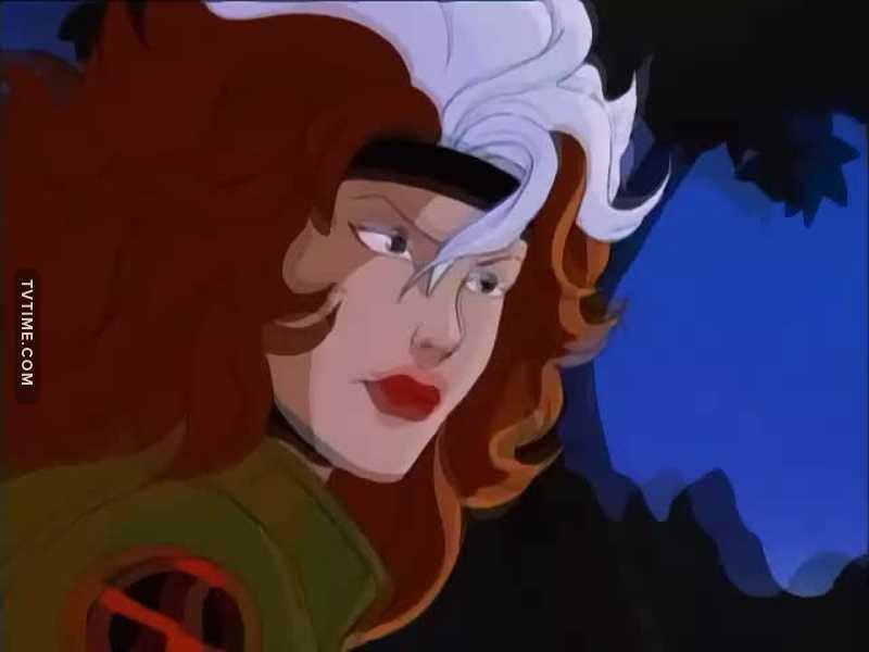Vampira ícone, dona da série. 💕