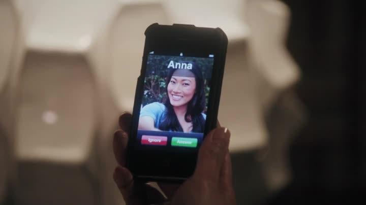 I was so sure it was Anna !