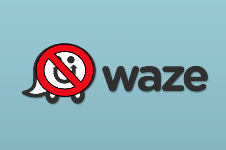 WAZE almost ruined it. So, remember