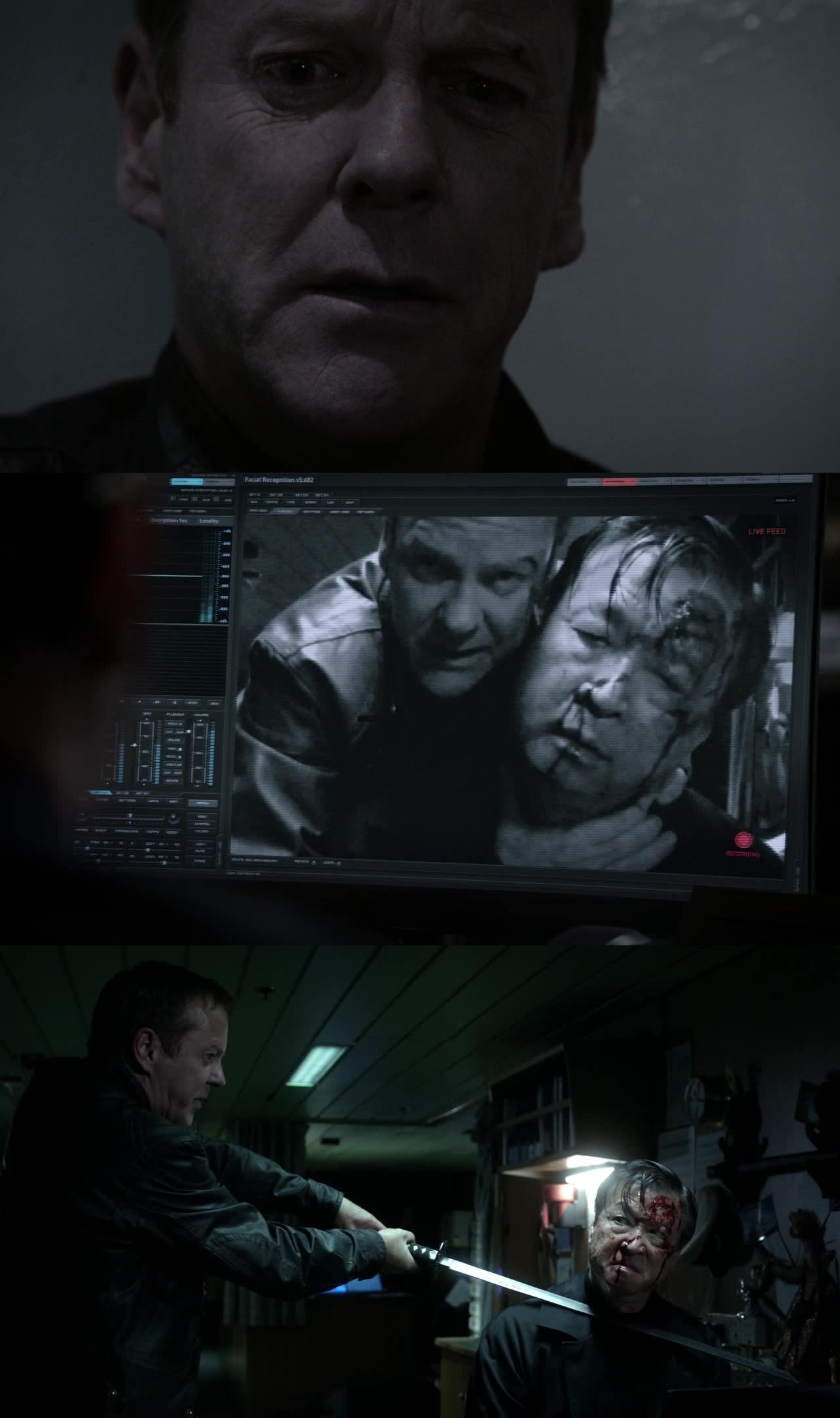 Jack Bauer en mode Fury, wow! Une super saison, condensée mais rythmée à souhait, avec un final déchirant qui ouvre la porte à une suite... Ou pas... So long Jack, thanks for all those years of duty!