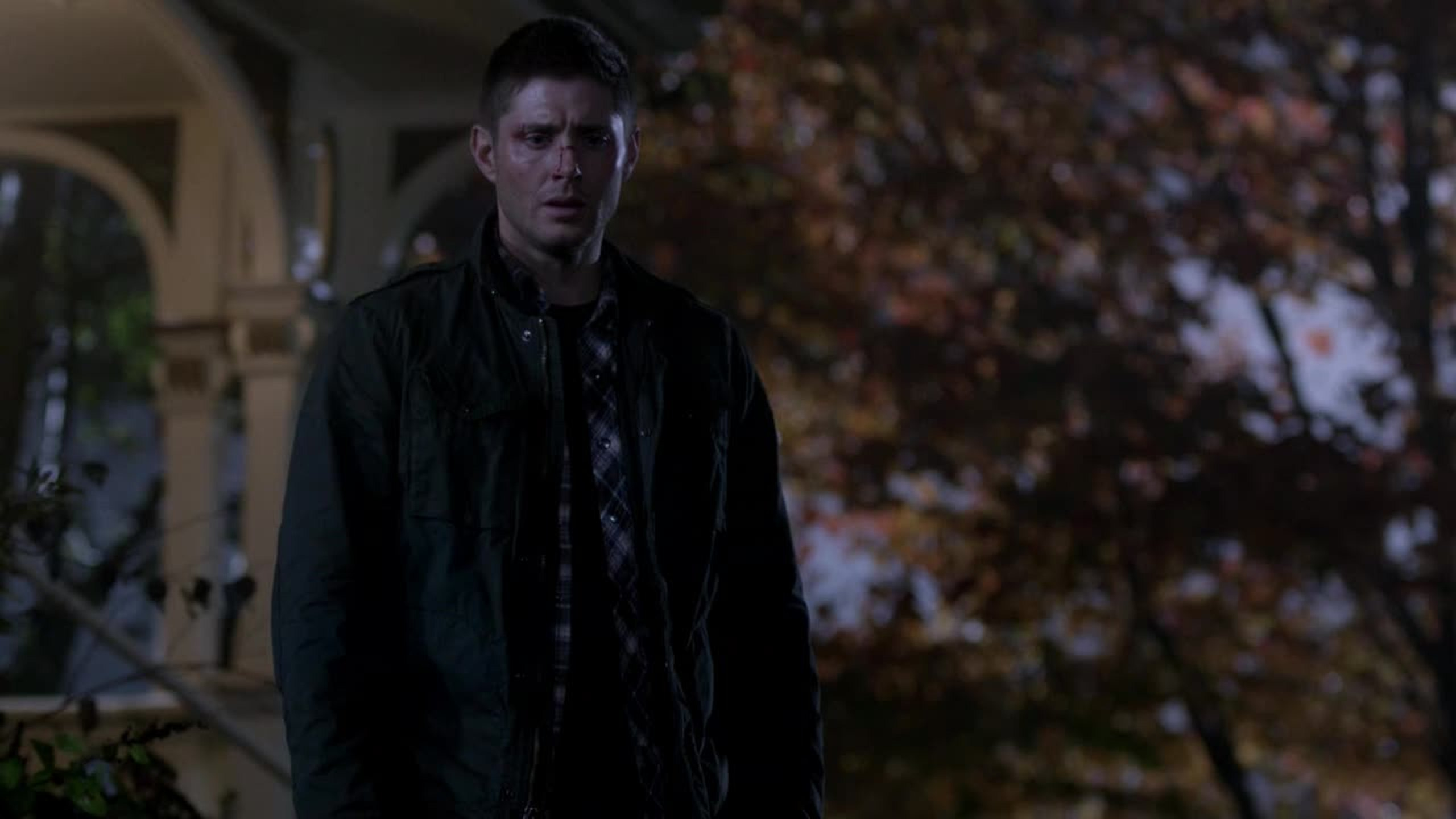 To see Dean all broken, and messed up .. is really heartbreaking! :(
