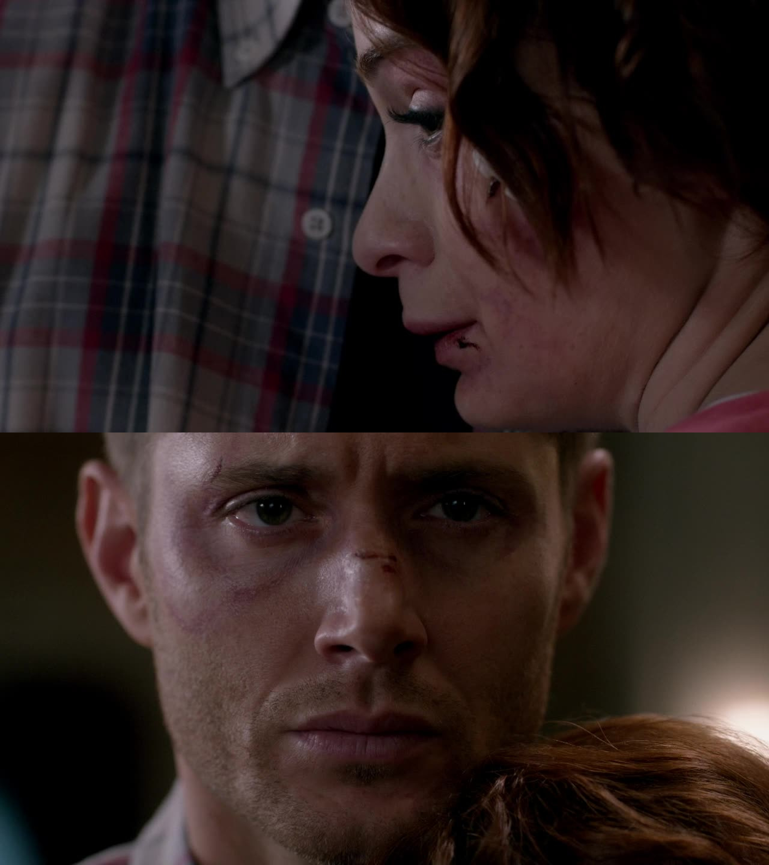 """Charlie.. oh god how I missed you. I cried a lot at the end of this episode, Dean you've lost so much, but you are not alone in this, there are still people who love you and wont let you give up, your brother, your sister and Cas, you'll get through this, and whatever happens they will always be on your side, even if you think you don't deserve it, they disagree Like Cas said, """"It's possible there is a little monster in all of us"""" I can't wait for the next episode"""