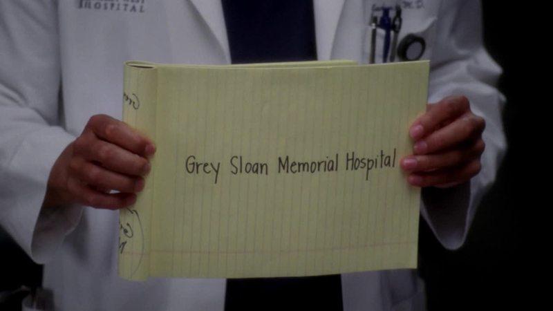 GREY SLOAN MEMORIAL HOSPITAL MY POOR HEART 😭❤️