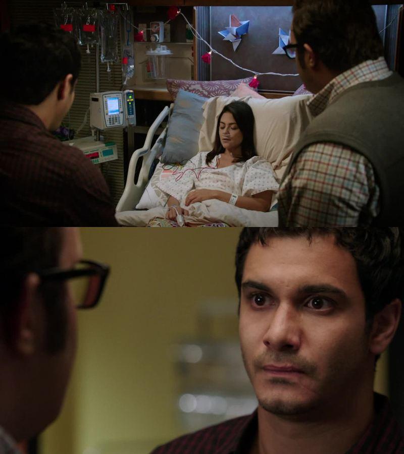 Je trouve que c'est très mignon et courage à Walter de vouloir tout faire pour sauver sa sœur mais je pense qu'il devrait respecter le choix qu'elle a fait.
