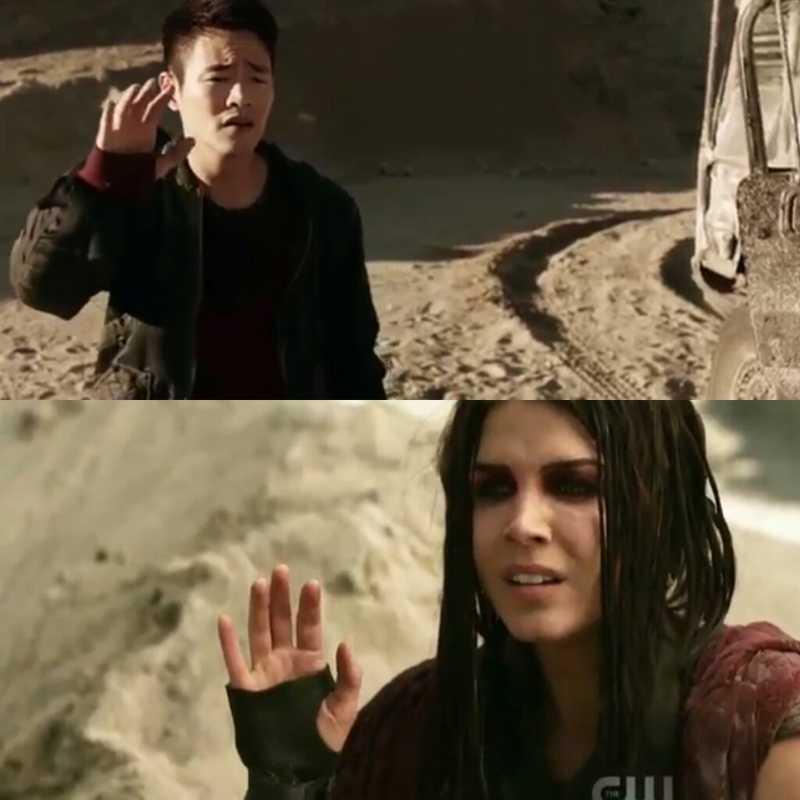 Monty and Octavia ♥