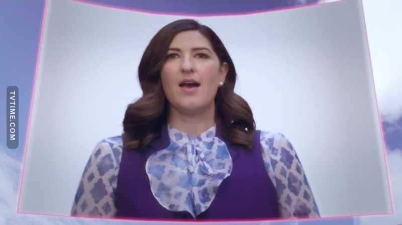 Queen of the episode!