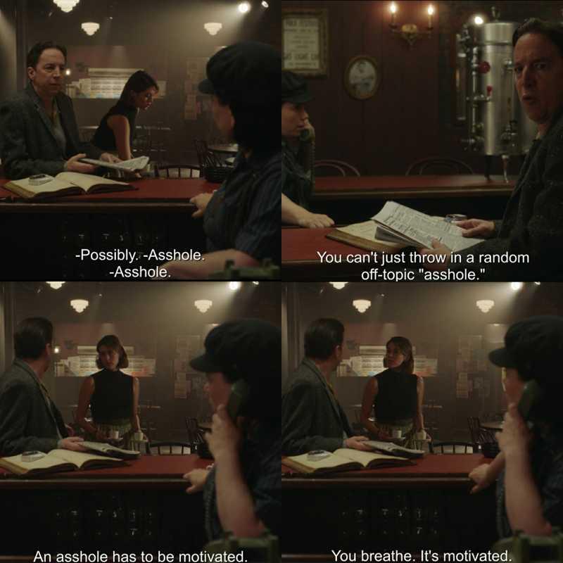 I love dialogue 🤣