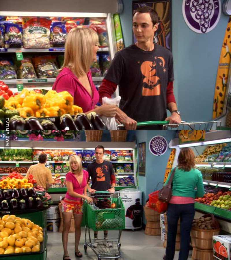 "Sheldon: ""Hello Ordinary Citizen."" 🤣🤣🤣  That whole scene with Sheldon and Penny was Hilarious I couldn't stop laughing"