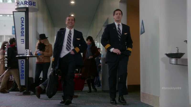 The uniforms do make the men 😉