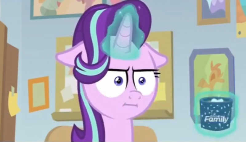 A for amazing meme face, Glim Glam