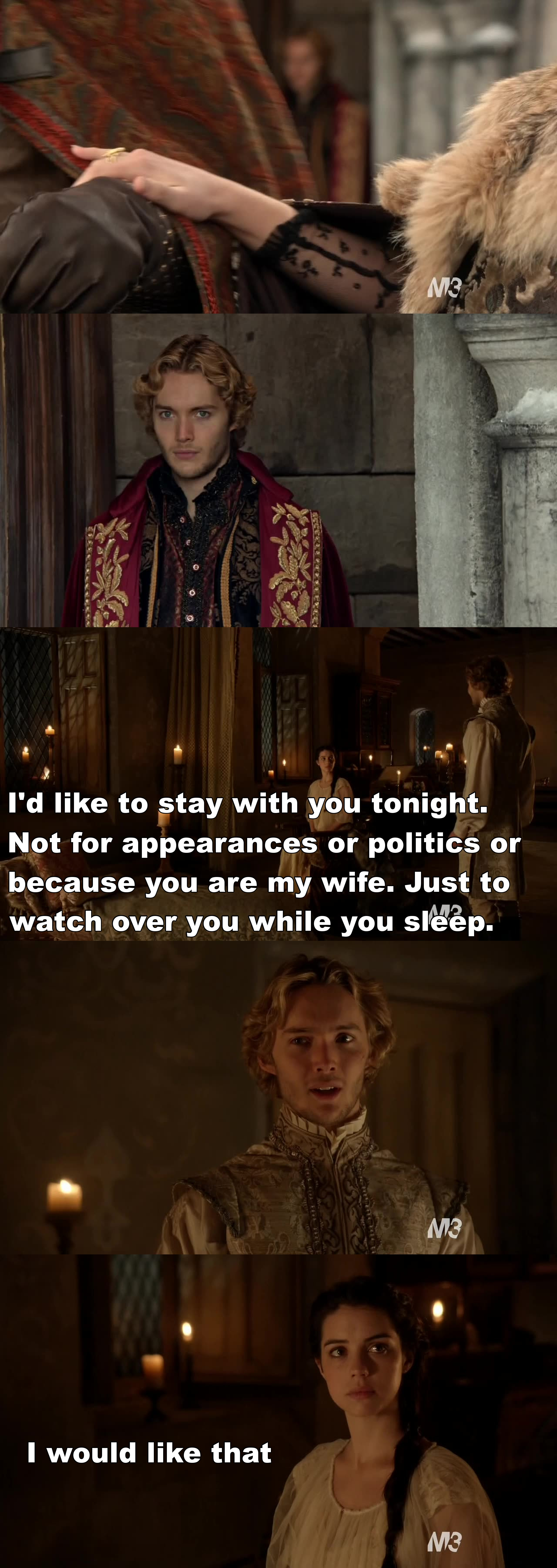 I believe in their love!!! #TeamFrary???
