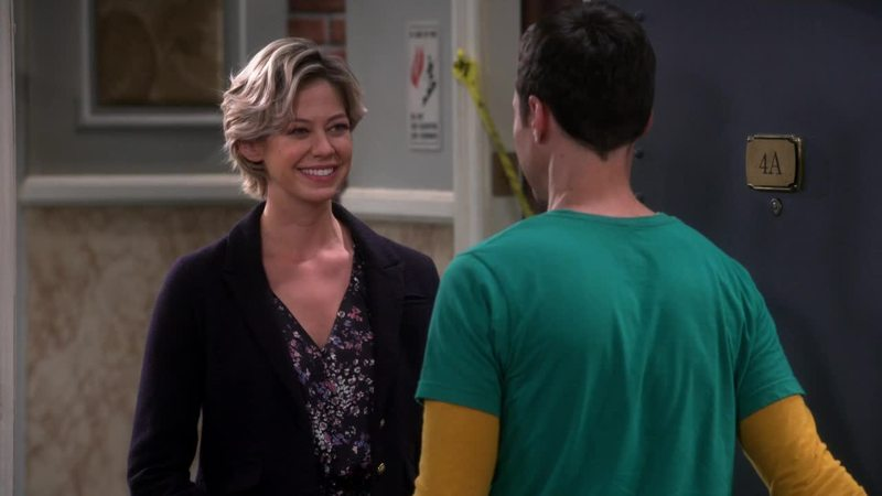 i want sheldon to date this girl