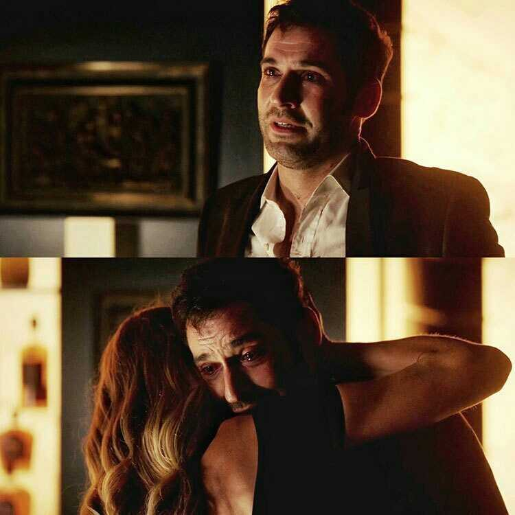 Seeing Lucifer like this hurts so much 💔😭