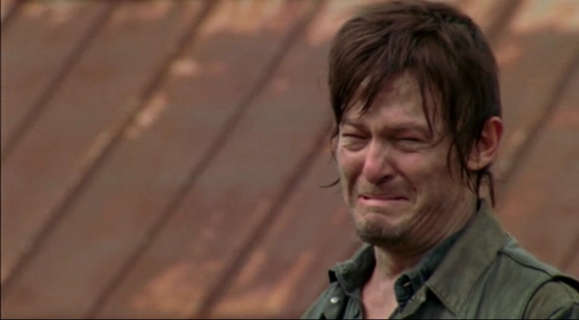 i just can't see daryl like this 😭 he doesn't deserve a pain like that