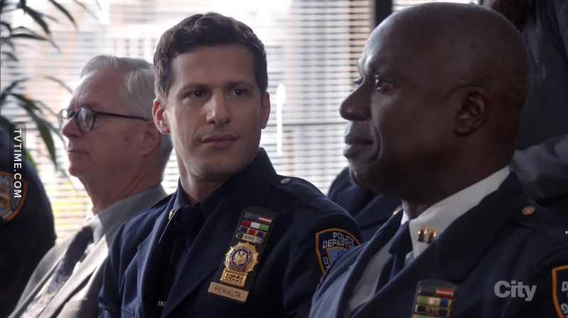 Holt is an evil genius! Well played captain!