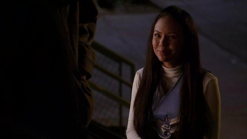 Mona from pretty little liars  En fait beaucoup d'acteurs ont commencé dans Heroes lol😀