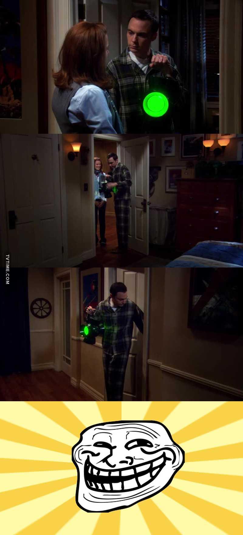 Sheldon, Sheldon 😂