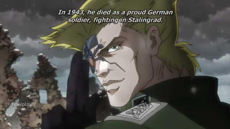Rip stroheim, german medicine is the best indeed...