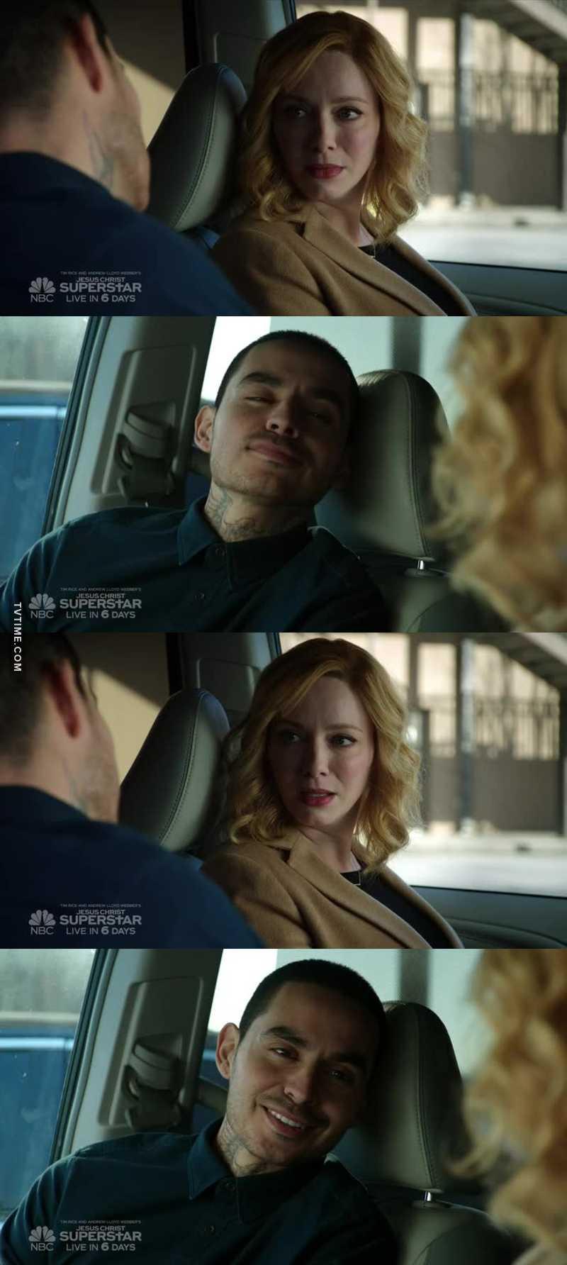 Rio: Diga que estou te comendo Beth: Como é ? Rio: Desculpa baby, fala que estamos fazendo amor