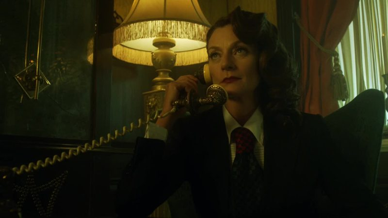 Missy on Gotham. This is spectacular