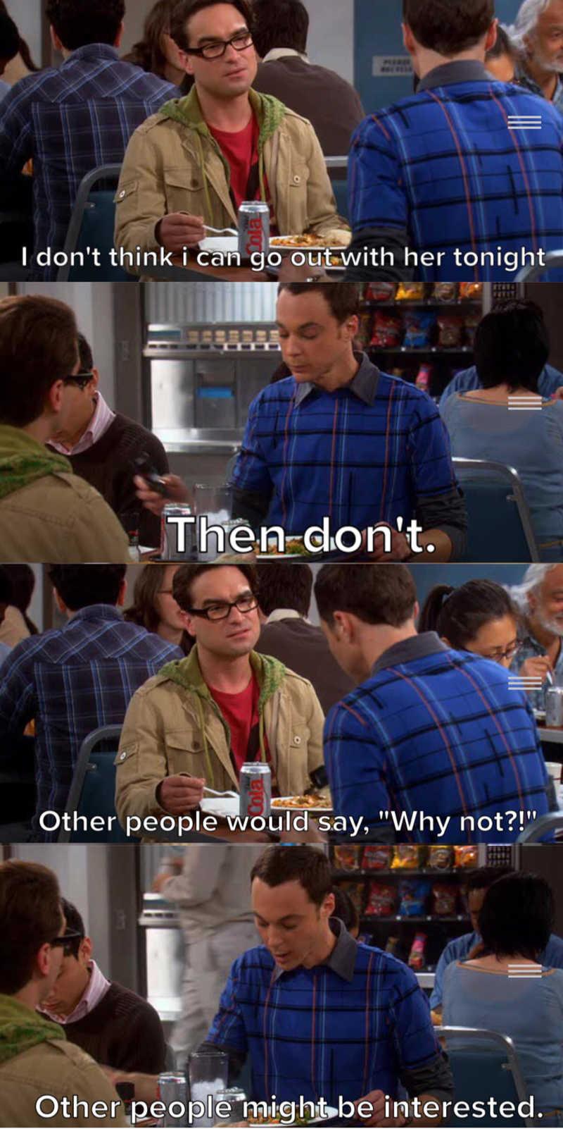 If Sheldon isn't me😂