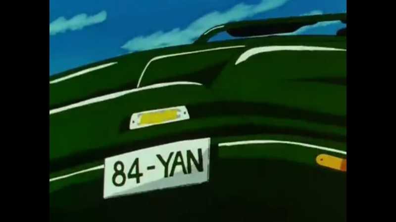 Aí o Cell levanta um carro e aparece meu nome na placa kkkk