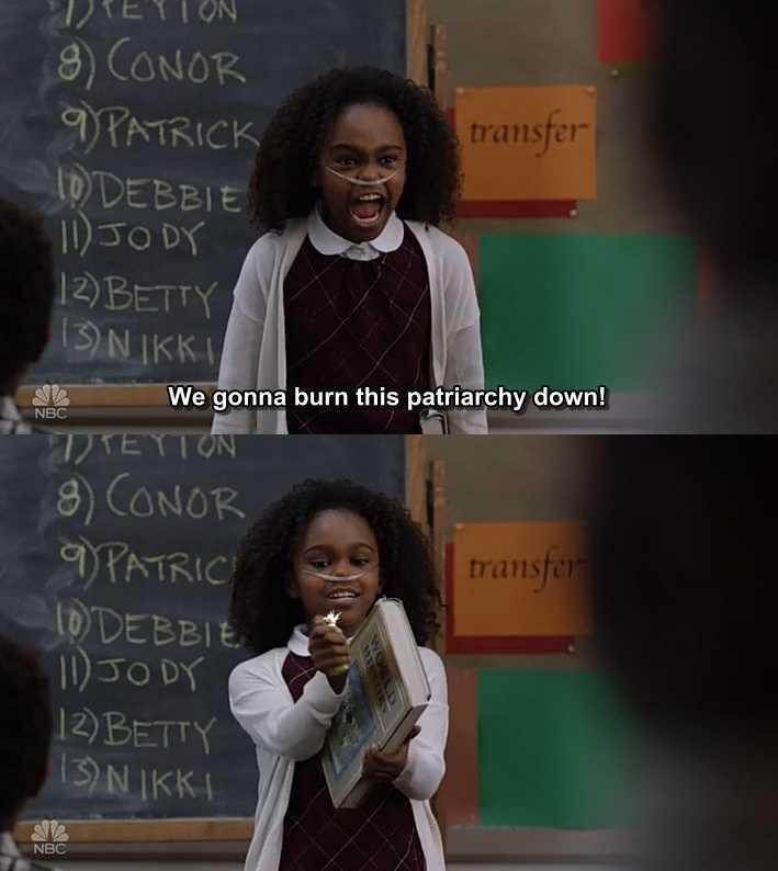 YAAAAS. Preach it, girl! 🙌🏻🔥