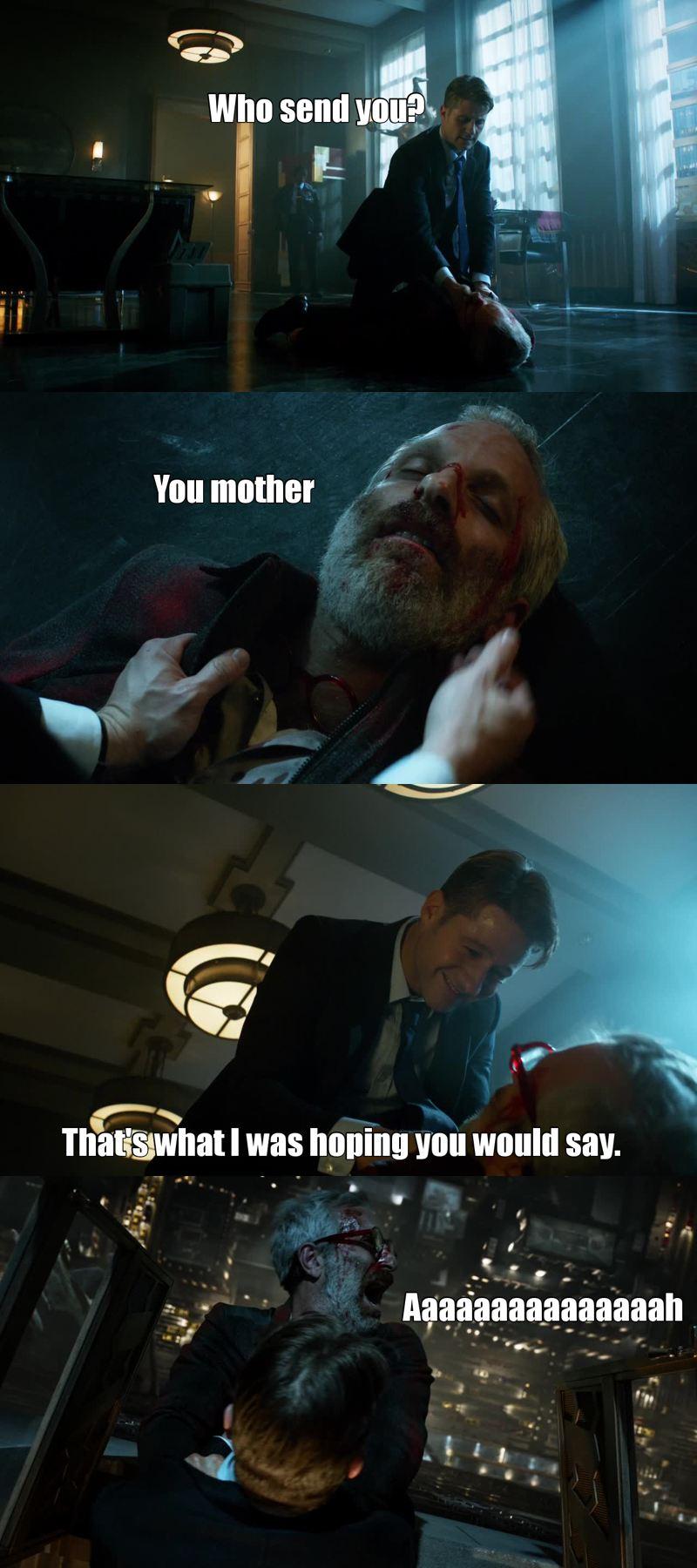 Gordon li defenestra tutti ahahahah