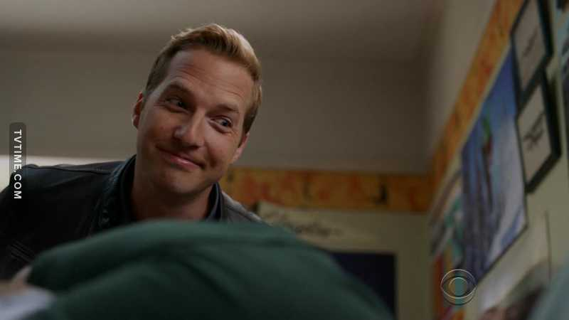 Ryan Hansen is always a delight to watch