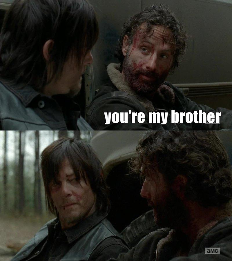 BROTP!!!! their friendship rules that serie