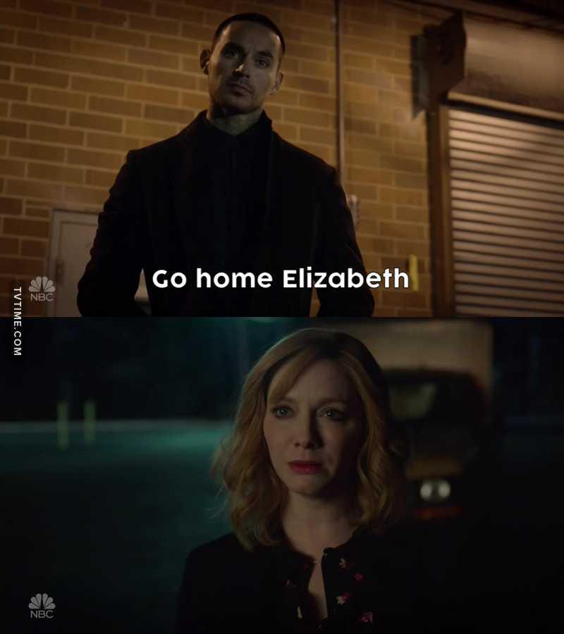 No Elizabeth stay with him 😭😭😭 whyyyyy!!! I ship them so hard