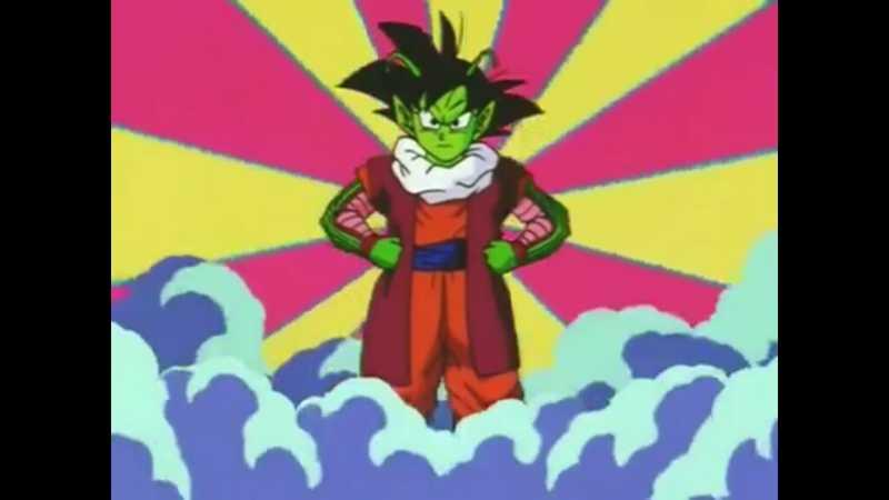 Goku+Dende