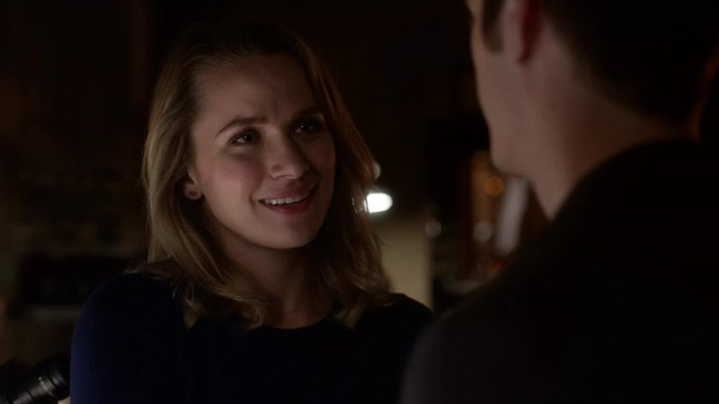 I'm in love with Patty's smile!! She HAS to stay on the show!!