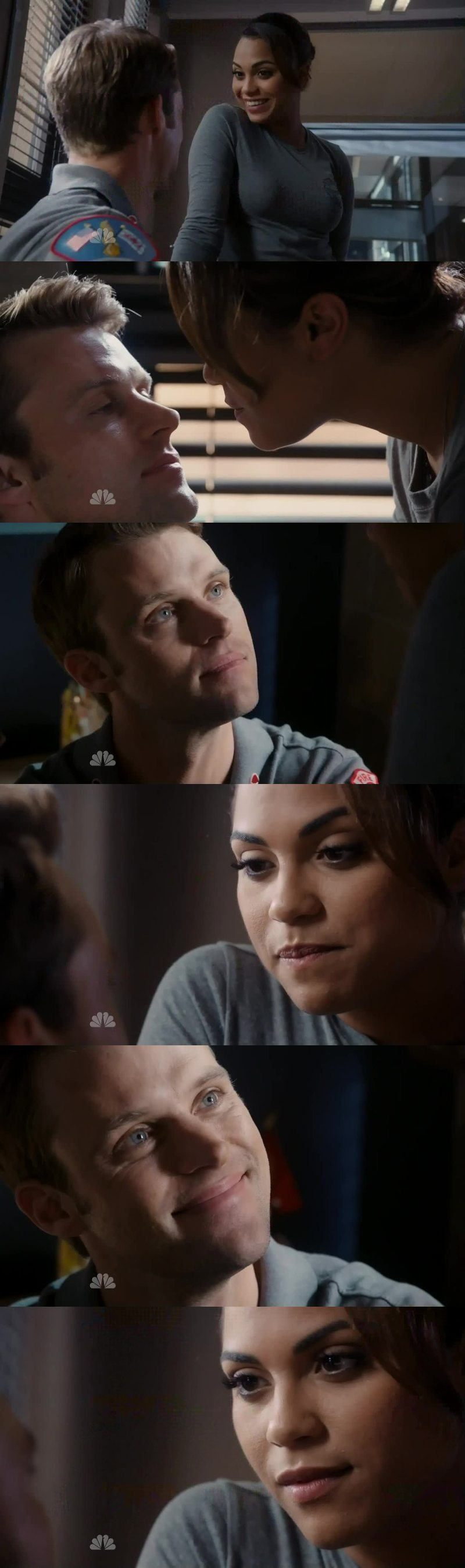 This show is more than awesome!! This couple is more than amazing! This season is more that fantastic! #Dawsey #ChicagoFrieIsAwesome  Dawson and Casey are my OTP and I am so glad they decided to get back together, the show was not the same without the two of them as a couple! They are now and will always be my OTP! #OTPforlife