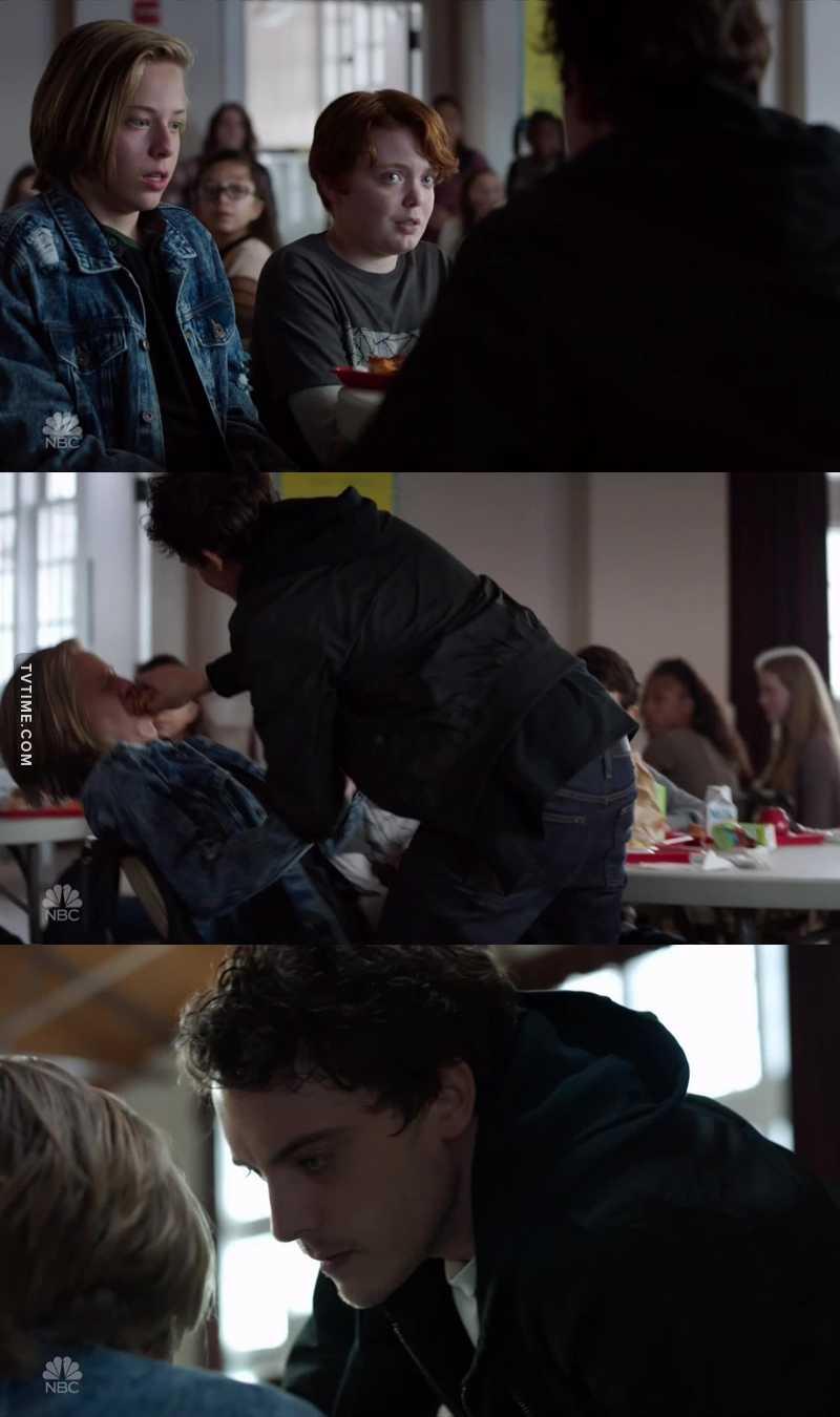 Eu sei que é errado, mas eu amei muito essa cena