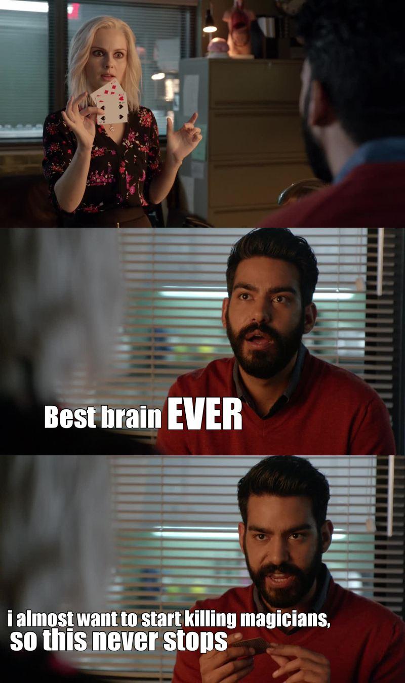 I love Ravi!!!