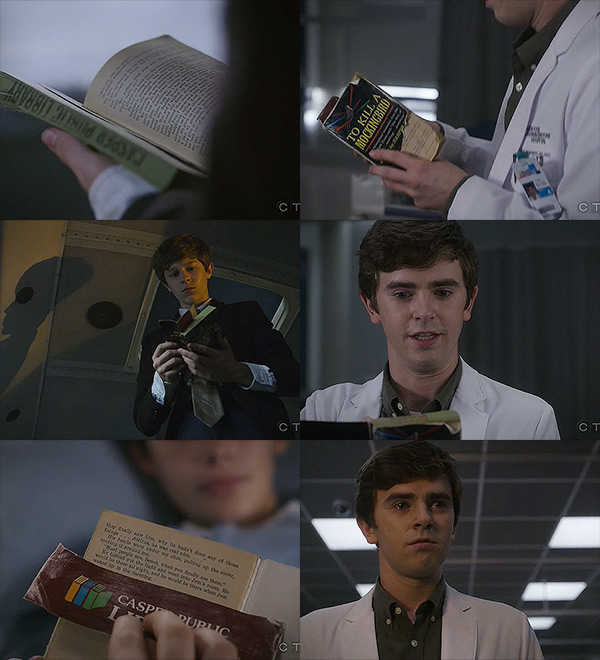 When I realized he read the end of the book to him because his brother couldn't finish it... 😭😭😭😭 this scene hit me right in my poor weak heart 😭😭😭😭😭