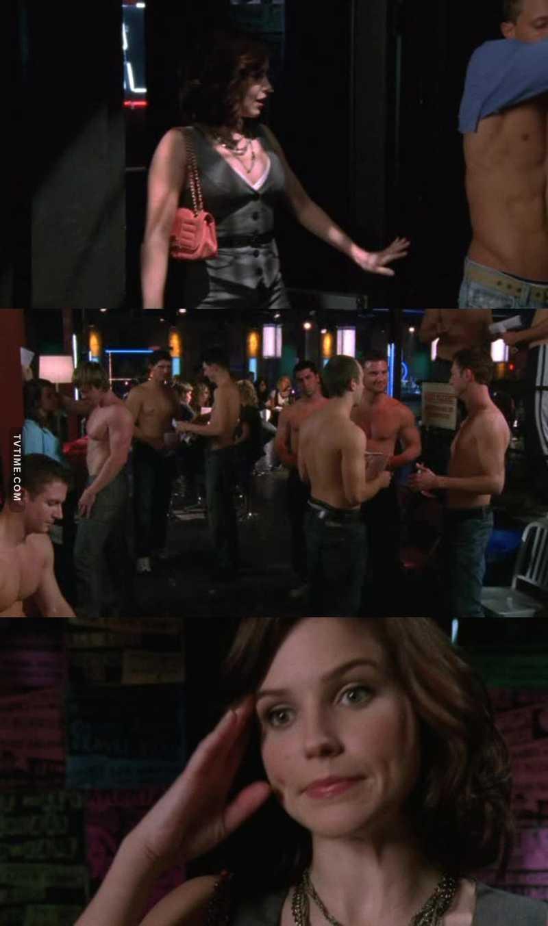 Hahahahah Brooke 😅