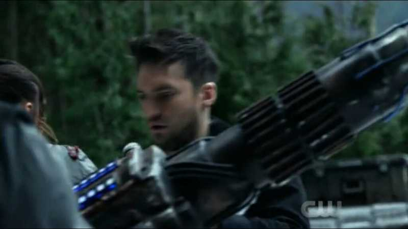Murphy and his gun is still a better love story than becho