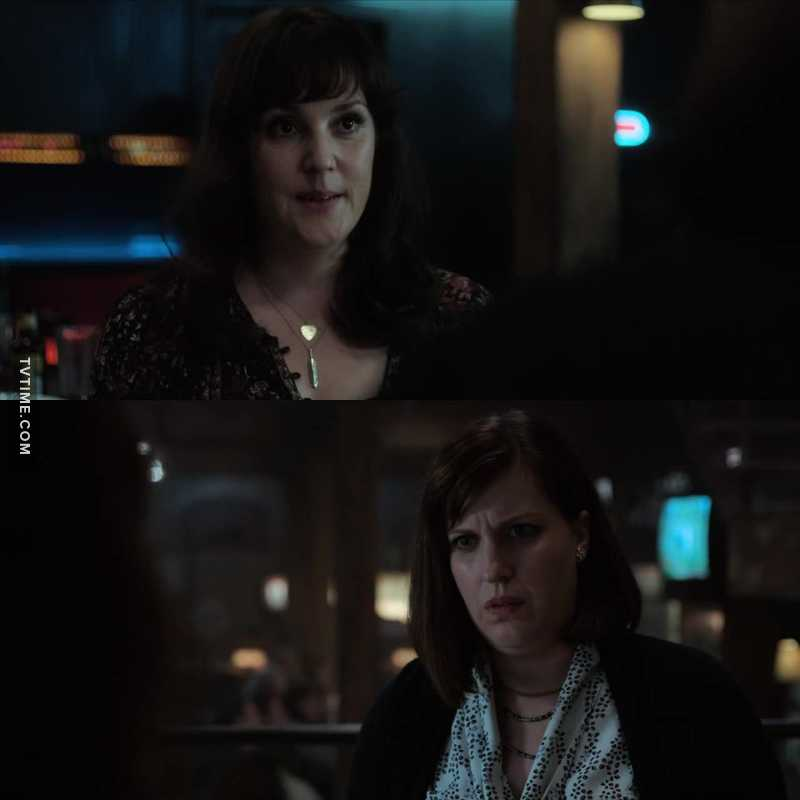 That's a perfect choice of actresses to play sisters! Melanie Lynskey & Allison Tolman are magnificent.
