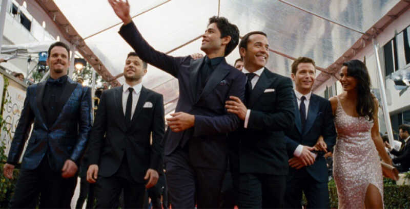 I will be forever grateful for HBO for this unforgettable piece of art  it's been so long since i felt this way about a show and this will be forever the best feeling  farewell Entourage ♥️.