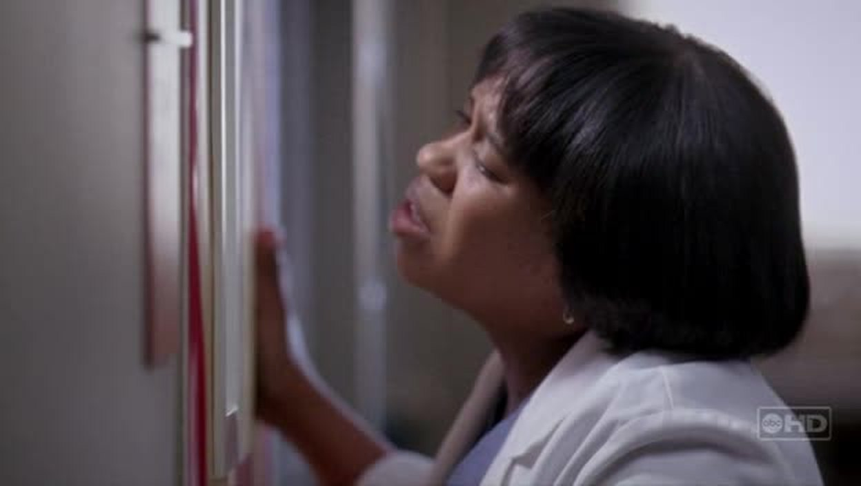 Miranda Bailey was totally awesome!