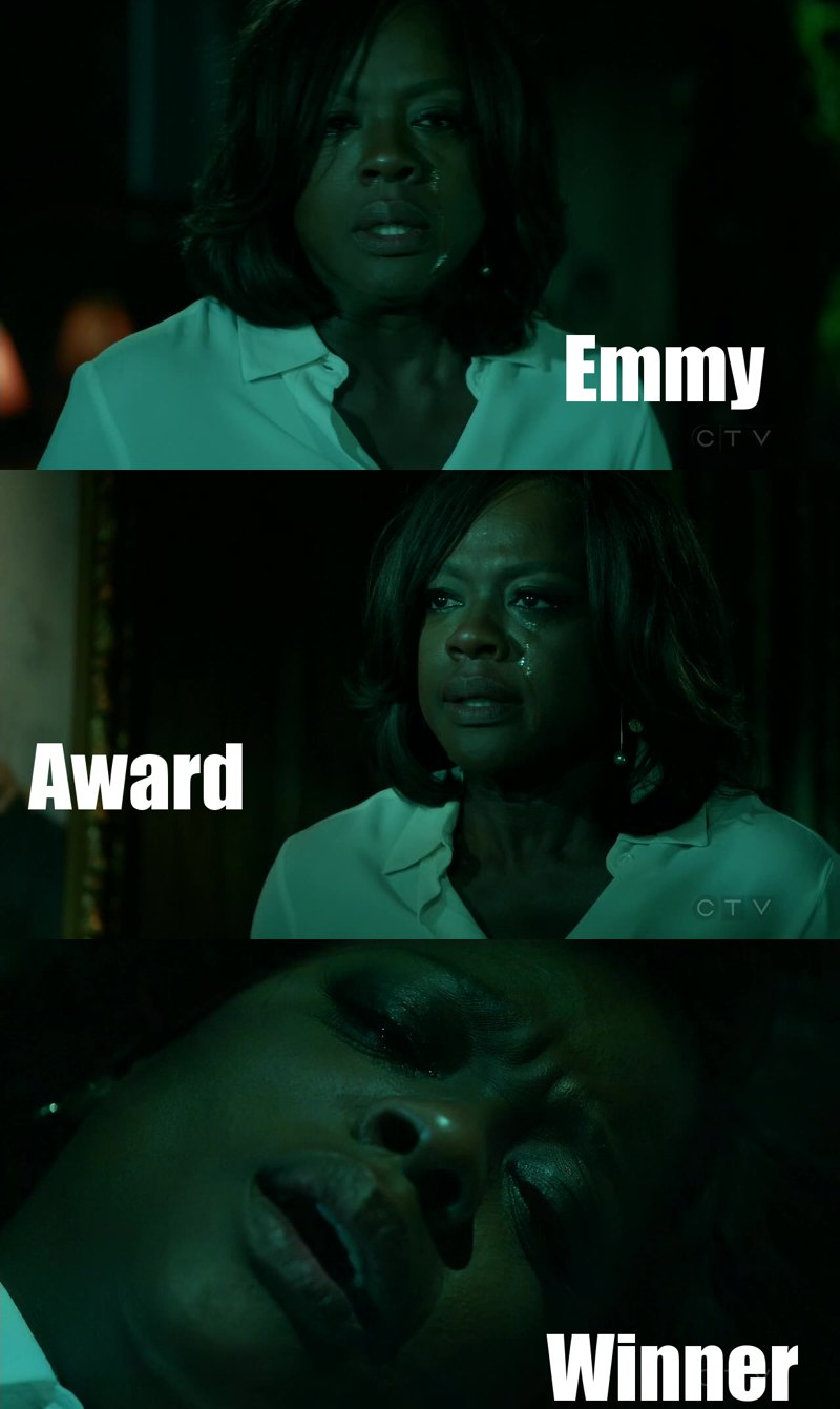 No wonder she got an Emmy award!  Respect to Viola Davis!!    A whole new story will begin from now on, maybe even new murders. I cant wait til February, oh God!