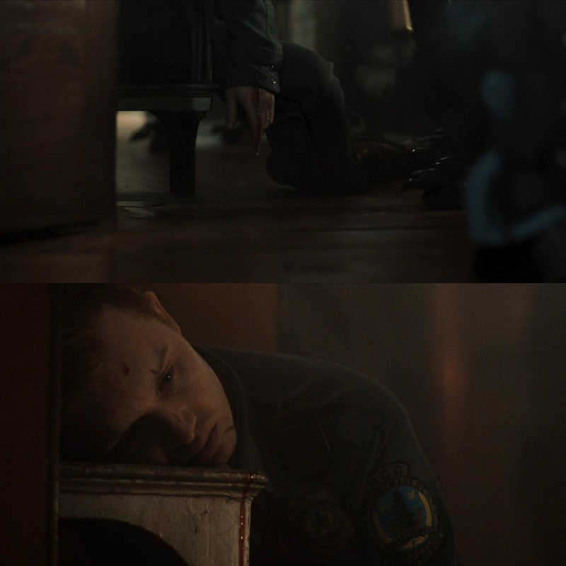 I had a feeling he might die in this episode but I was shocked the way it happend. I will miss him..
