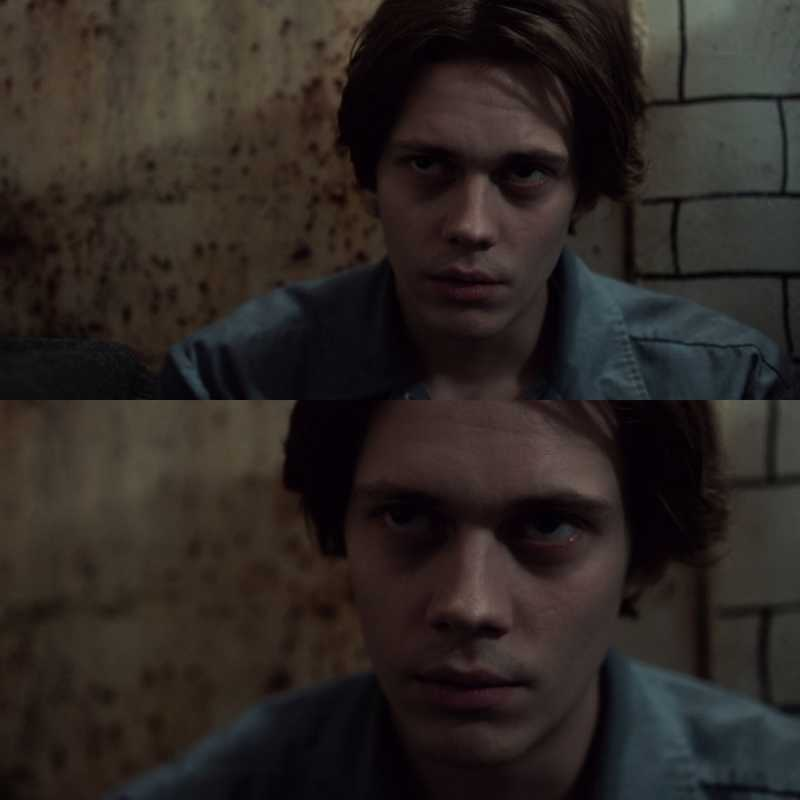 Bill Skarsgård. That's it. That's the comment.