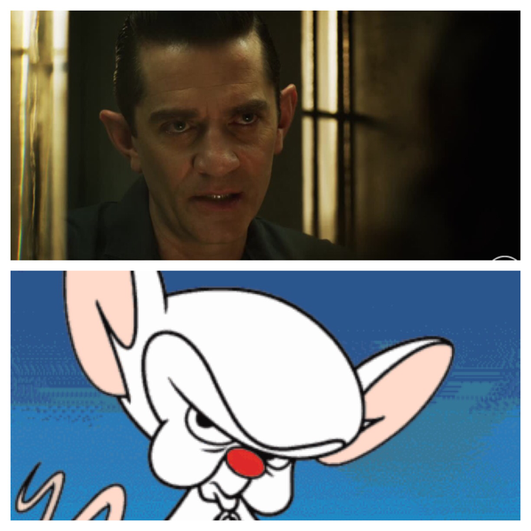 The resemblance is uncanny!!
